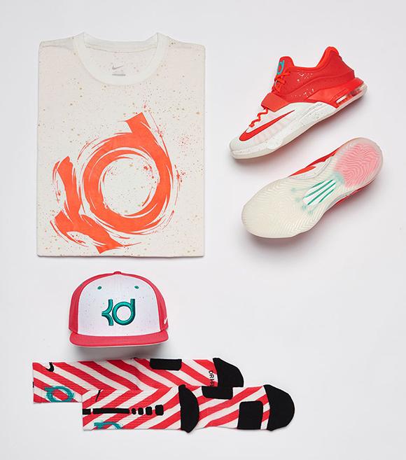Nike Basketball 2014 Christmas Matching Clothing | SneakerFiles