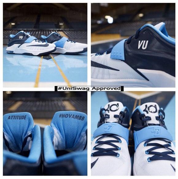 Nike KD 7 iD Villanova Wildcats