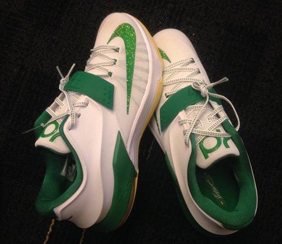 Nike KD 7 Oregon Ducks Home PE