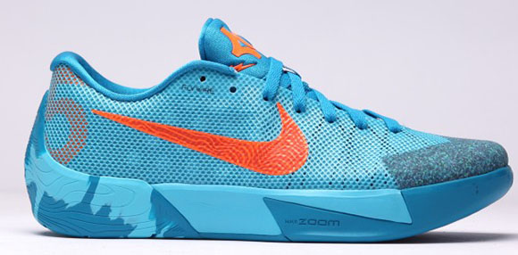 brand new 2d460 ab45a Nike KD Trey 5 II Clearwater Total Orange