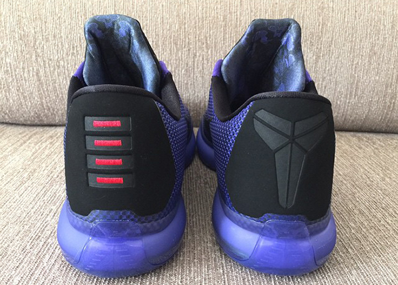 Nike Kobe 10 Purple Black
