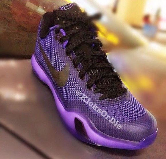 Nike Kobe 10 Purple
