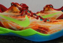 Nike Kobe 8 Spark Sample