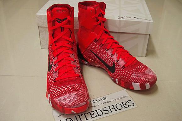Nike Kobe 9 Elite 'Christmas' - Now Available | SneakerFiles
