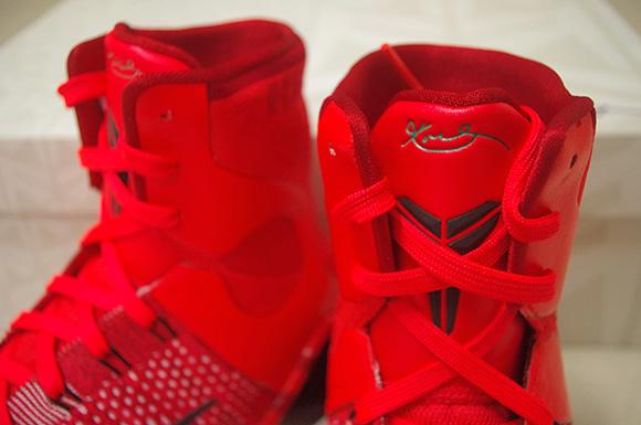 Nike Kobe 9 Elite Christmas Now Available