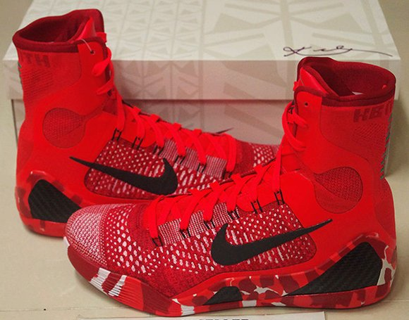 Kobe 9 Elite Christmas.Nike Kobe 9 Elite Christmas Now Available Sneakerfiles