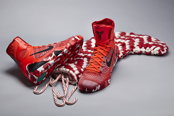 Nike Kobe 9 Elite Knit Stocking Christmas