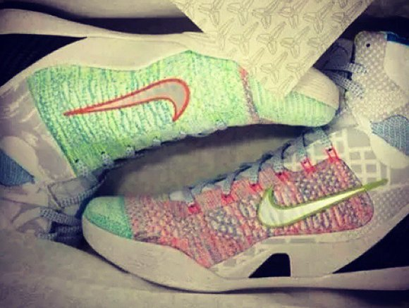 Nike Kobe 9 Elite What the Kobe