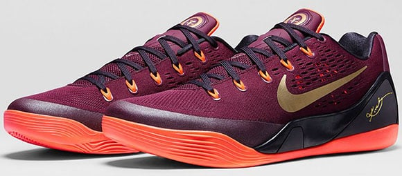 Nike Kobe 9 EM Deep Garnet