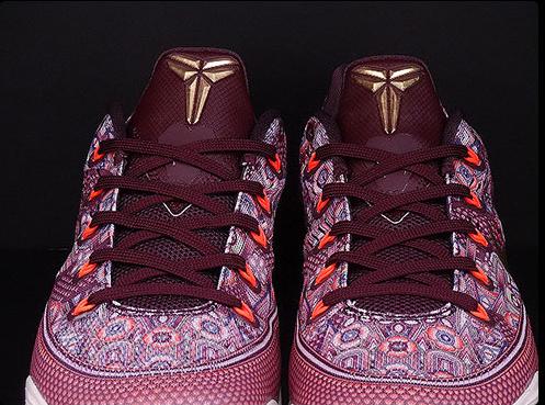 Nike Kobe 9 EM Villain Red Another Look