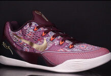 Nike Kobe 9 EM Villain Red Another Look