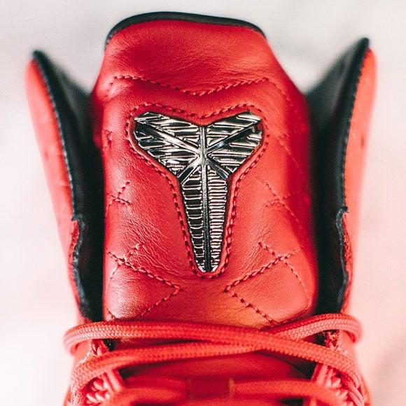 Nike Kobe 9 EXT Red October