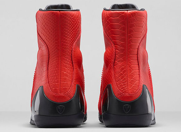 Nike Kobe 9 KRM EXT Challenge Red Red October Official Images