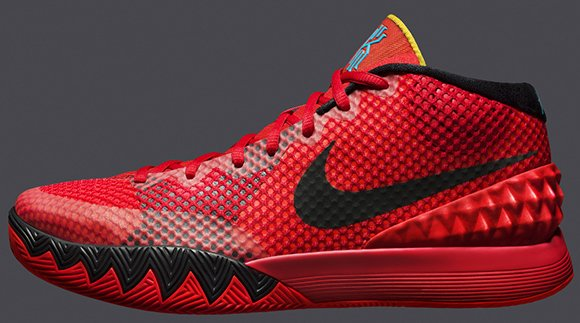 Nike Kyrie Irving 1 Deceptive Red