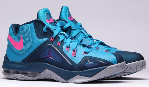 Nike LeBron Ambassador 7 'Blue Lagoon