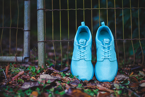 Nike Roshe Run Bleached Turquoise Catalina