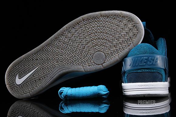 Nike SB Eric Koston Huarache Blue Force