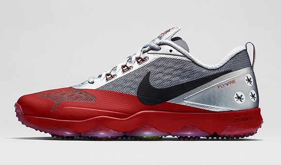 Nike Zoom Hypercross TR Ohio State Release Reminder