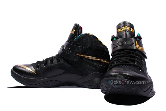 Nike Zoom Soldier 8 Watch the Throne