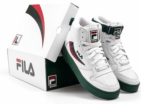 Packer Shoes x Fila FX-100