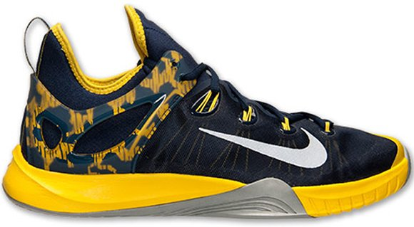 Nike Zoom HyperRev 2015 PE Paul George Pacers