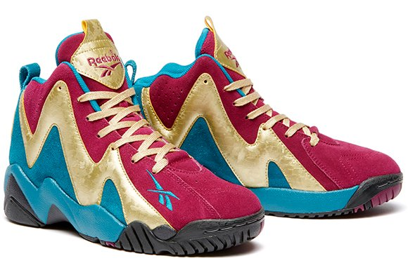 Reebok Kamikaze II Girls Holiday Lights