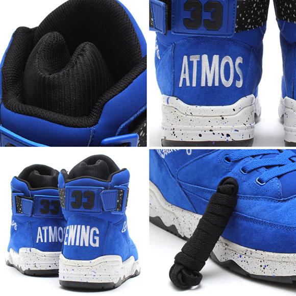 Release Date: atmos x Ewing Athletics 33 Hi