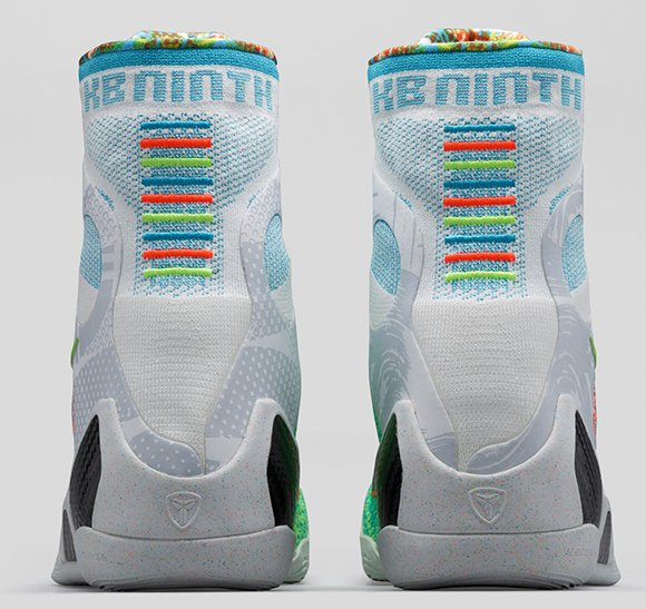 Release Date: Nike Kobe 9 Elite What the Kobe