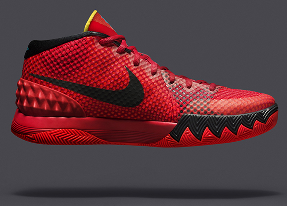 Release Date: Nike Kyrie 1 Deceptive Red