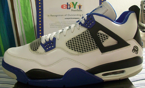 huge discount 79b0b d67c1 Rumor: Air Jordan 4 'Motorsports' to Release in 2015 ...