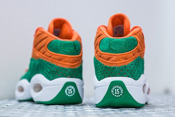 SneakersNStuff x Reebok Question
