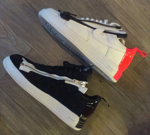 Acronym x Nike Lunar Force 1 Low