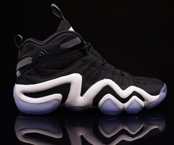 online store 53900 1af65 ... wholesale cheap adidas crazy 8 black canvas 854fe 8625b