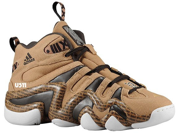adidas Crazy 8 Black History Month 2015