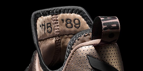 adidas D Lillard 1 Black History Month 2015