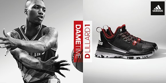 adidas D Lillard 1 Officially Unveiled