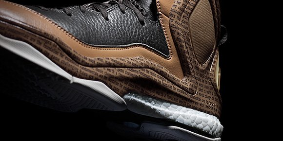 adidas D Rose 5 Boost Black History Month 2015