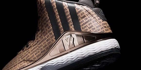 adidas J Wall 1 Black History Month 2015