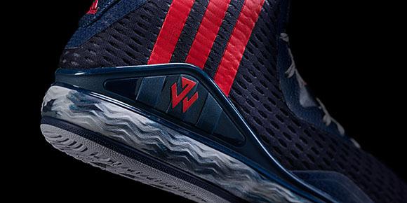 adidas J Wall 1 DC Blue