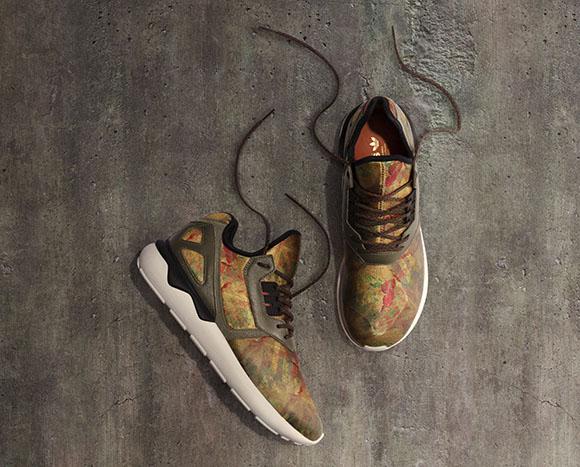 adidas Originals Tubular Leaf Camo
