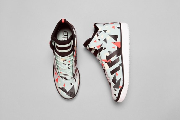 adidas Originals Veritas Mid Premium Basic Print Pack