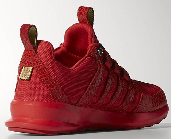 Adidas Sl Loop Red Croc