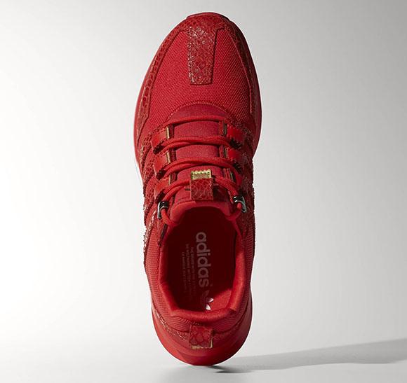 adidas SL Loop Runner Red Croc