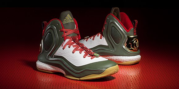 adidas D Rose 5 Boost Year of the Goat