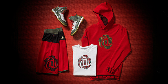 adidas D Rose 5 Boost Year of the Goat Collection