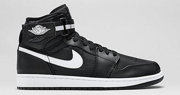 Air Jordan 1 High Strap Black White