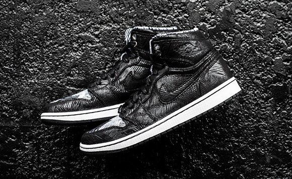Air Jordan 1 Retro High BHM Black History Month 2015