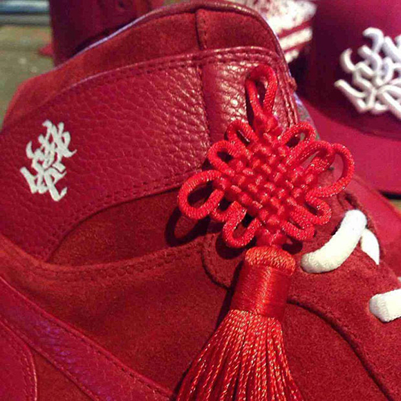 Air Jordan 1 Retro High Chinese New Year