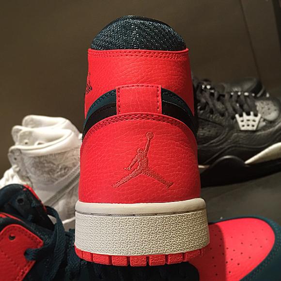 Air Jordan 1 Russell Westbrook PE
