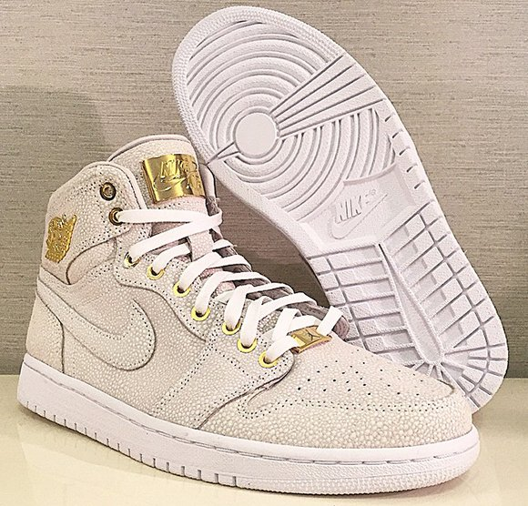 Air Jordan 1 White Pinnacle Brooklyn